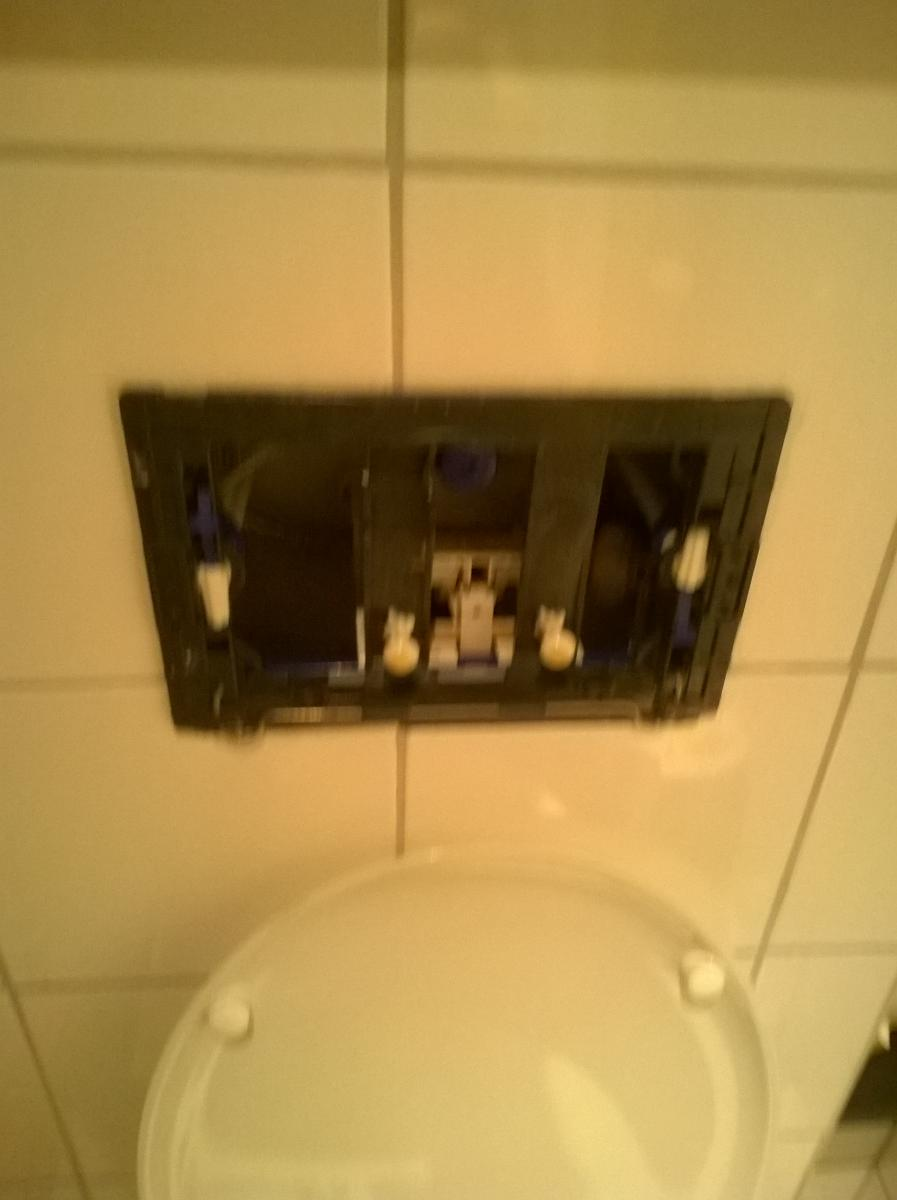 Wc suspendu geberit installation bizarre de la plaque for Reglage wc suspendu geberit