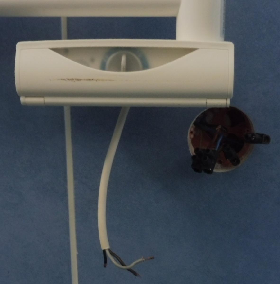Branchement radiateur s che serviettes - Branchement electrique seche serviette ...