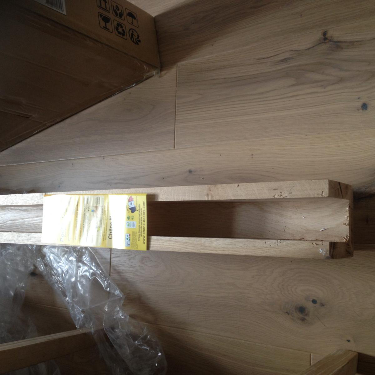 Connu Rattraper un plafond pour y fixer une poutre SM78