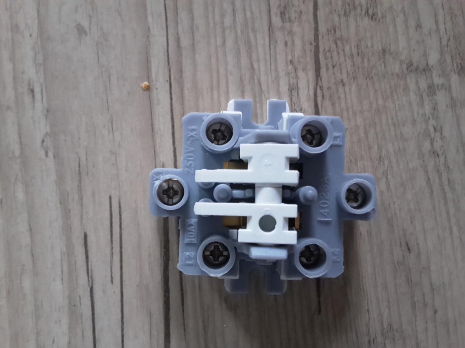 Interrupteur Double Castorama