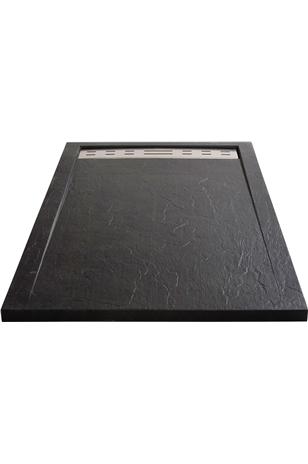 decoupage d 39 un receveur en resine. Black Bedroom Furniture Sets. Home Design Ideas