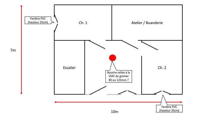 projet pour avis vmc en sous sol semi enterr. Black Bedroom Furniture Sets. Home Design Ideas