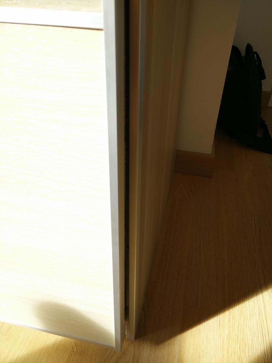 Problème Portes Coulissantes Armoire Pax Ikea