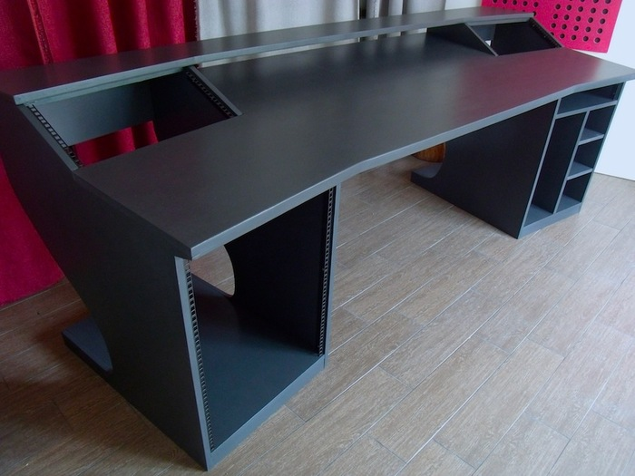 cr ation bureau studio d 39 enregistrement. Black Bedroom Furniture Sets. Home Design Ideas
