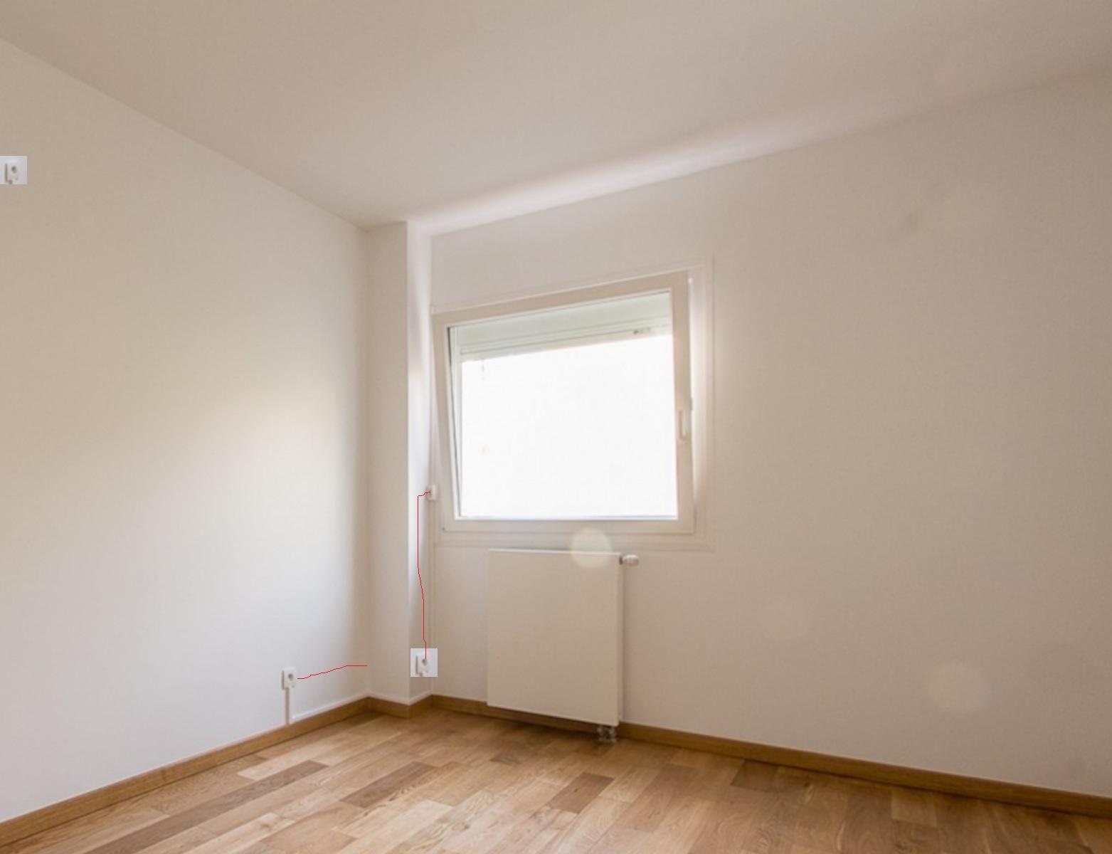 saign e dans placo. Black Bedroom Furniture Sets. Home Design Ideas