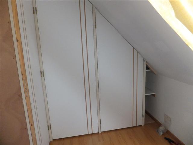 fabrication d 39 une 39 39 porte 39 39 aux mesures particuli res l 39 aide d 39 un store. Black Bedroom Furniture Sets. Home Design Ideas