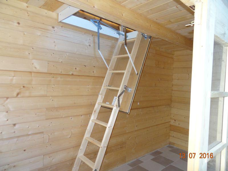 quel escalier escamotable pour grenier. Black Bedroom Furniture Sets. Home Design Ideas