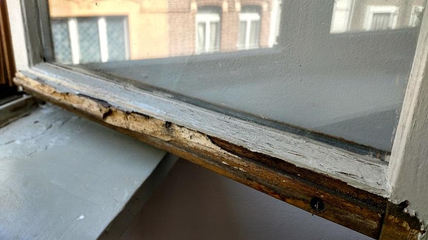 Reparation fenetre bois Changer une fenetre bois en renovation