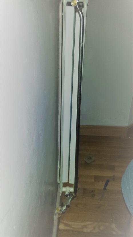 Changer radiateur gaz elegant merveilleux chaudiere de dietrich gaz au sol changer le - Demonter un radiateur electrique ...