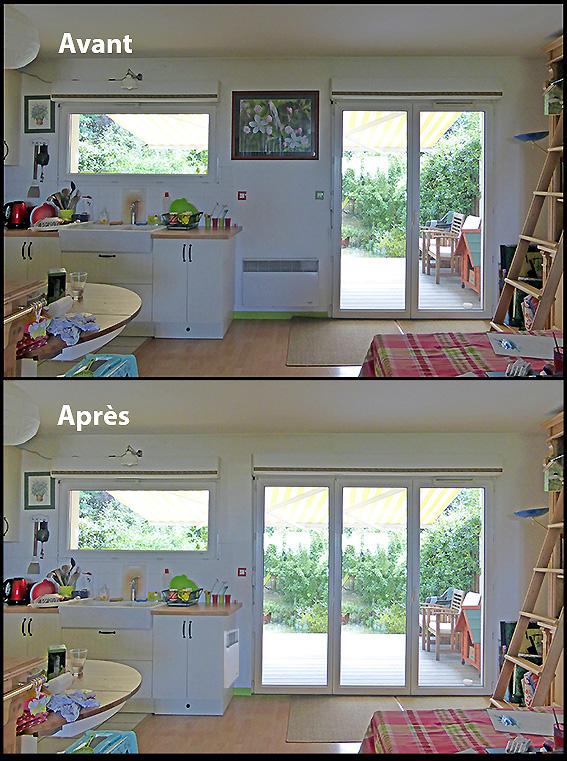 Agrandir Une Porte Fenêtre