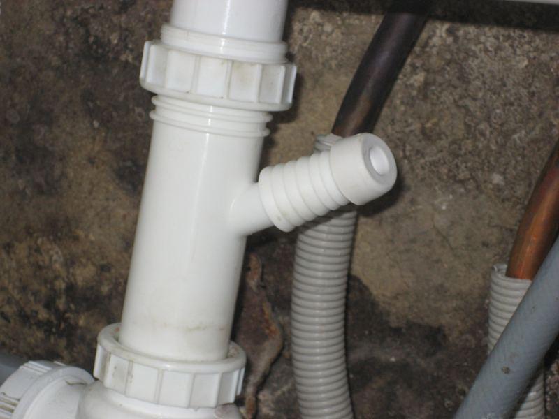 Rechercher Nom D Une Piece Evacuation Siphon Lave Vaisselle