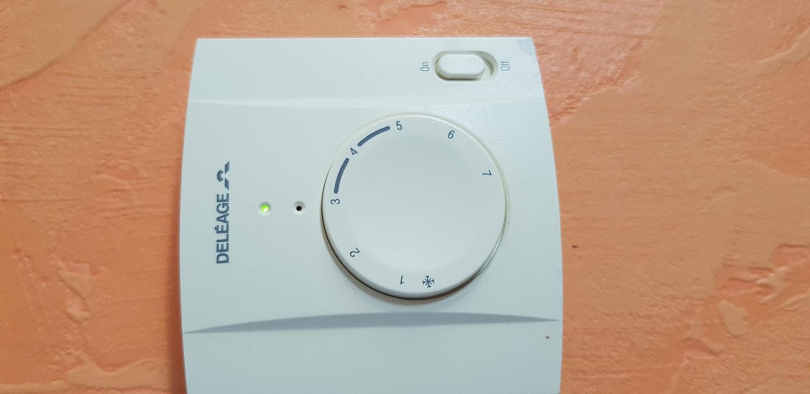 Probleme Thermostat Plancher Chauffant Electrique