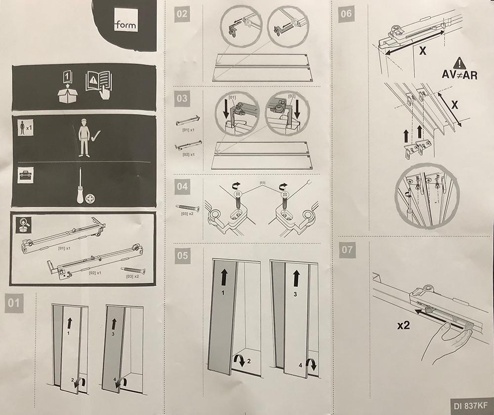 Comment Installer Des Amortisseurs De Portes Coulissantes