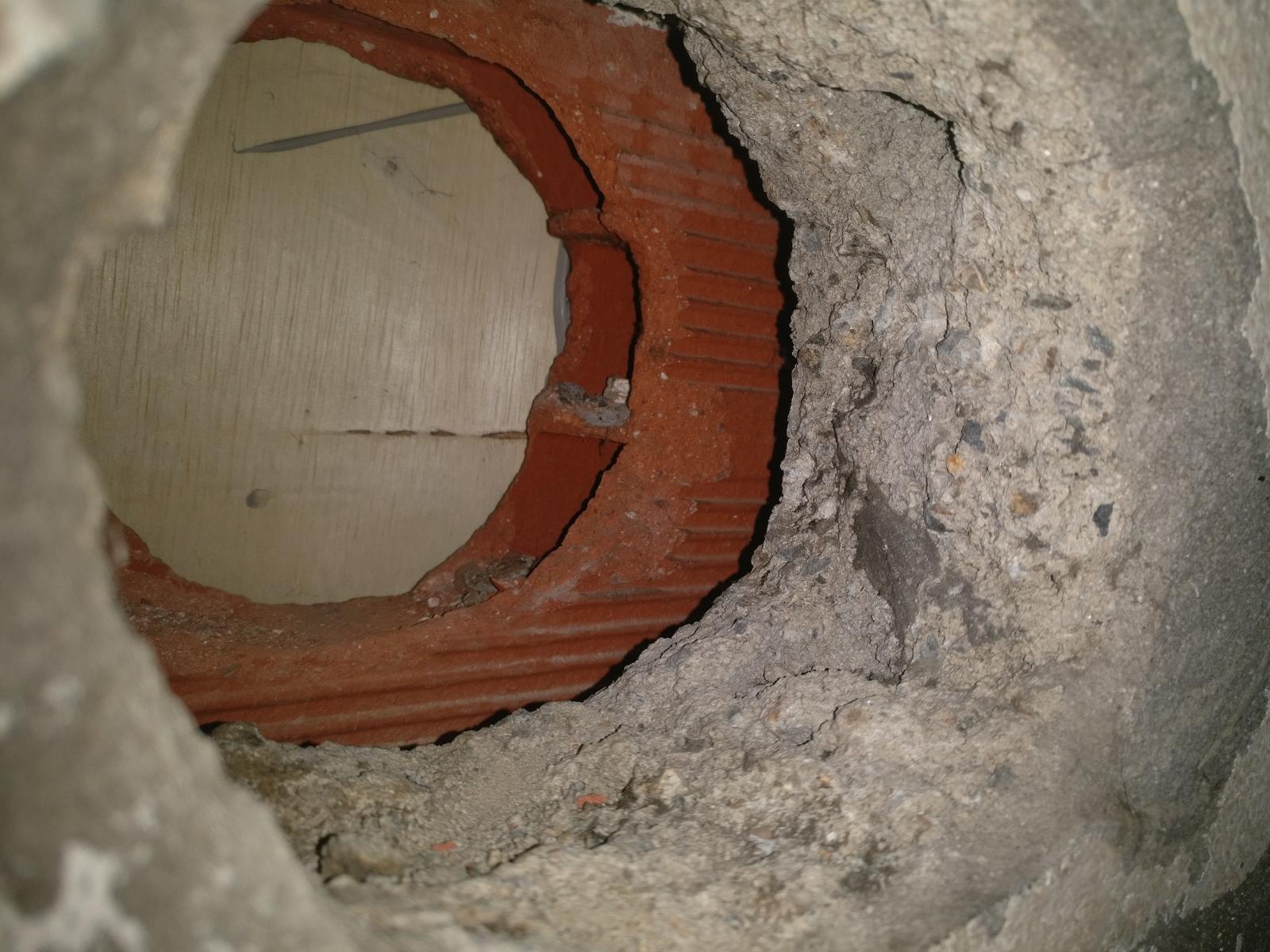 Rebouchage Trou Dans Mur Brique Et Beton