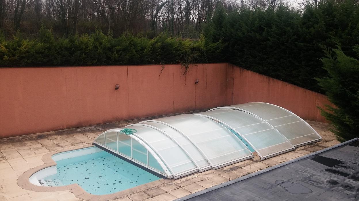 Renovateur Dalles De Terrasse rénovation terrasse piscine en pierre reconstituée