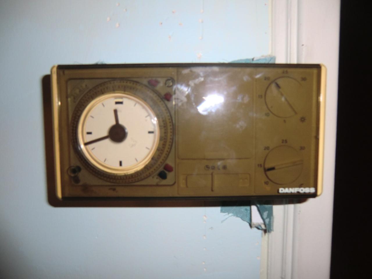 Installer un nouveau thermostat chauffage central for Installer un chauffage central
