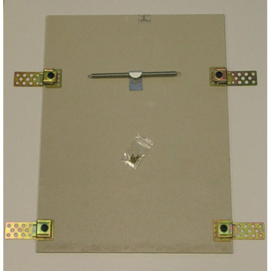 Fabrication trappe de visite - Trappe de visite carrelage ...