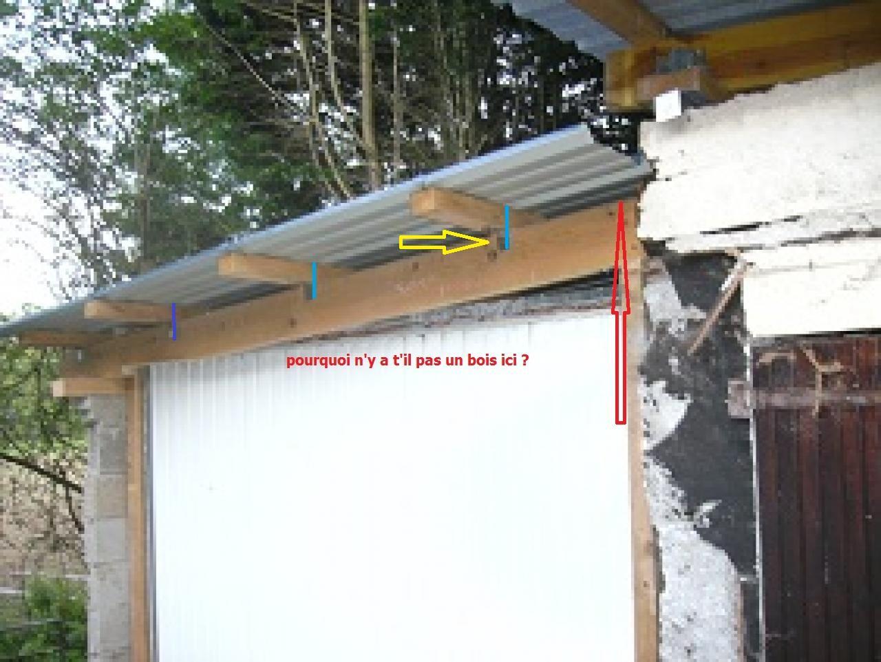 Toiture bac acier - Isolation phonique toiture bac acier ...