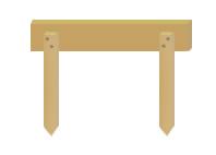 Concevoir les fondations de murs et de murets for Chaise d implantation