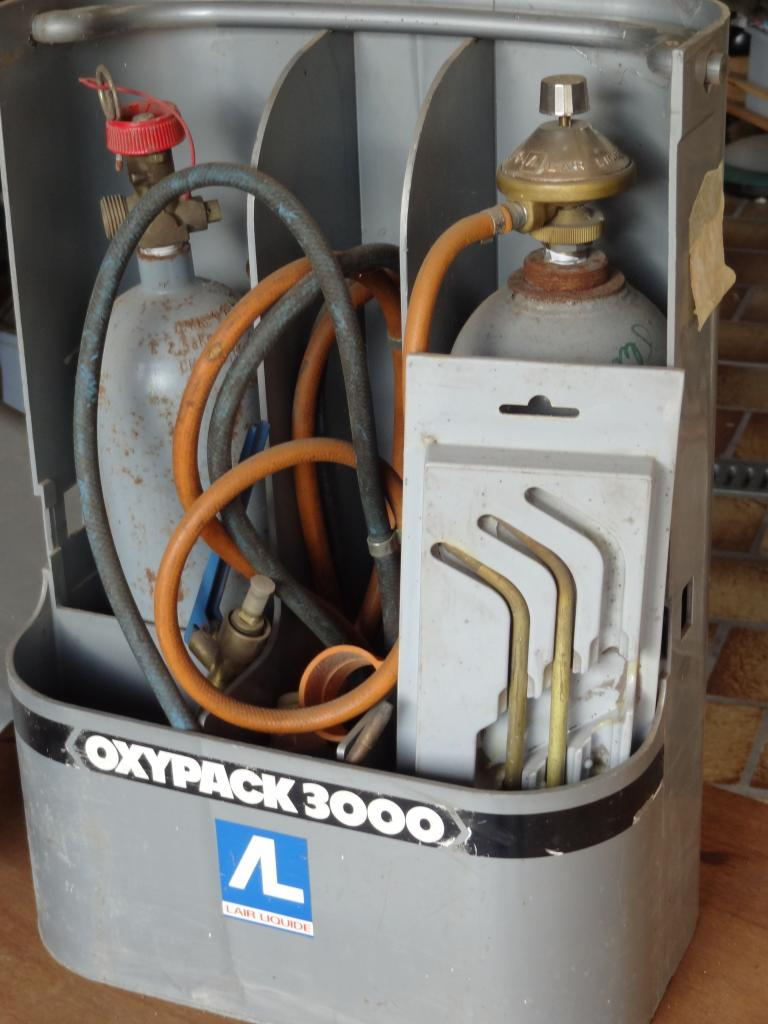 Oxypack 3000 - Chalumeau camping gaz ...
