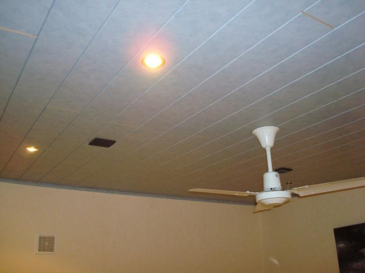 Question sur plafond tendu for Plafond pvc tendu