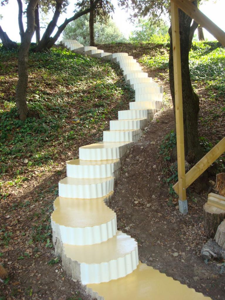 Comment Faire Escalier Exterieur Parpaing. Affordable Comment Faire