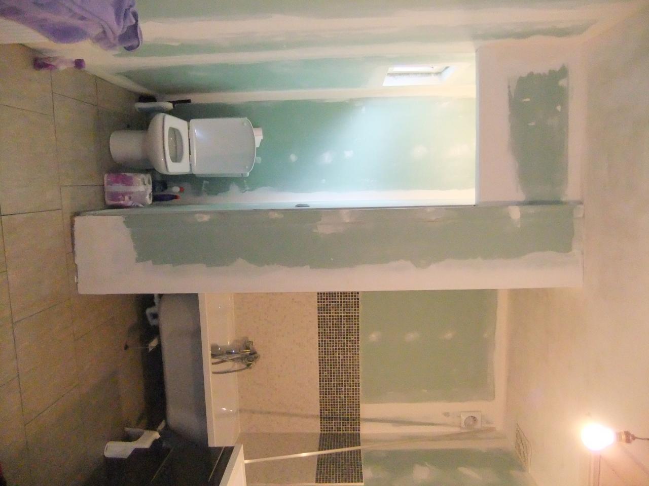 Humidité Localisée Salle De Bain Refaite - Humidite salle de bain