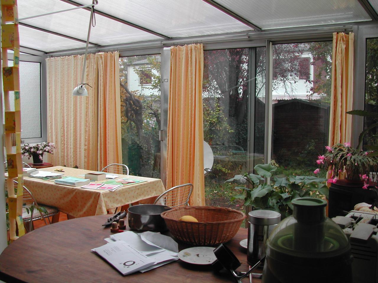 chauffer une veranda economique beautiful application temprature with chauffer une veranda. Black Bedroom Furniture Sets. Home Design Ideas