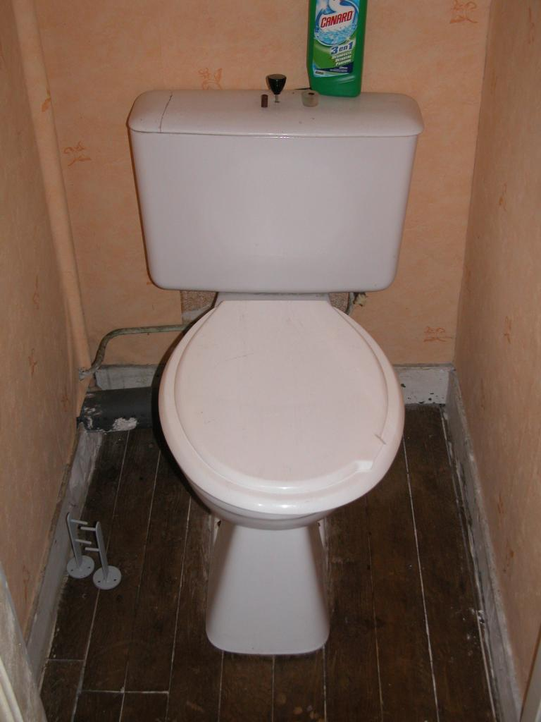 comment supprimer un wc. Black Bedroom Furniture Sets. Home Design Ideas