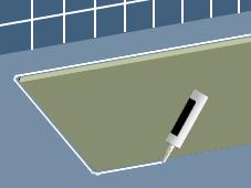 Installer un vier encastr - Pose evier inox sur plan de travail ...