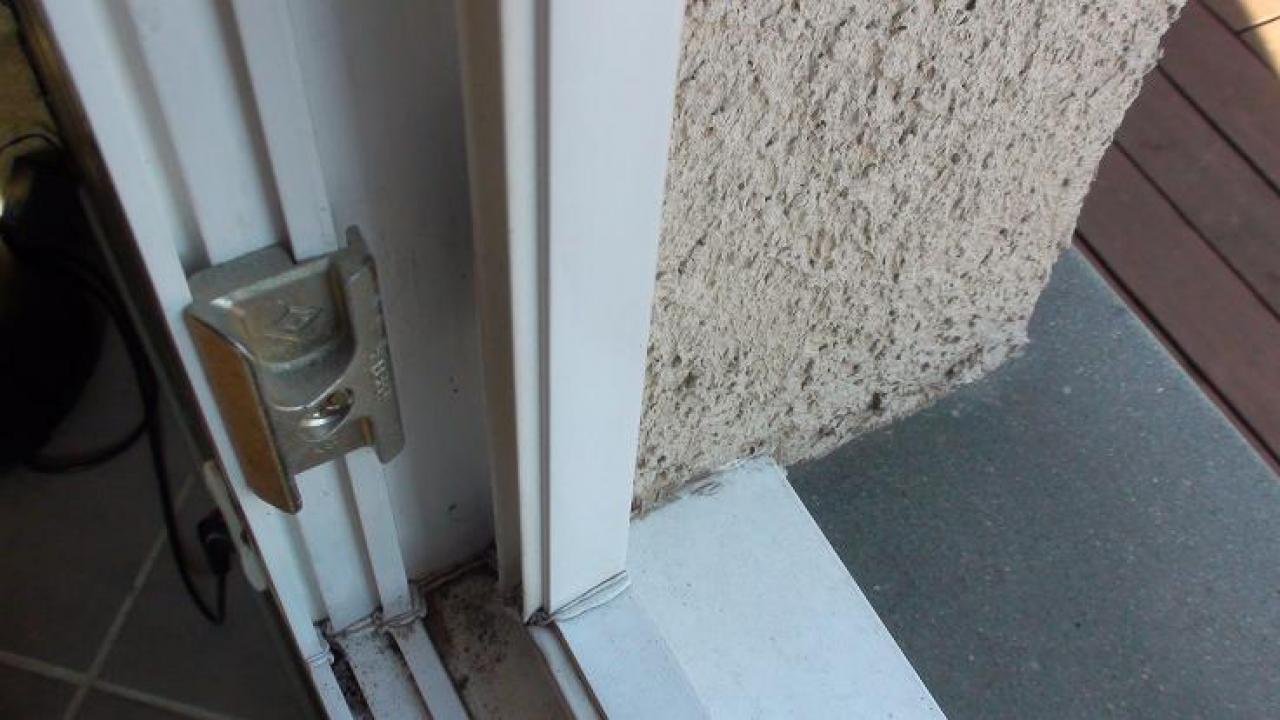 Problème Fenêtre Réglage Bris