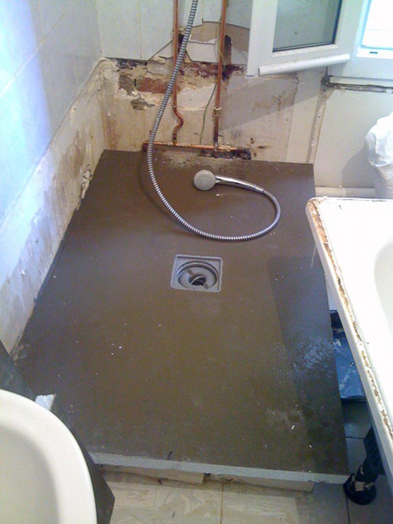 placo hydrofuge salle de bain. Black Bedroom Furniture Sets. Home Design Ideas