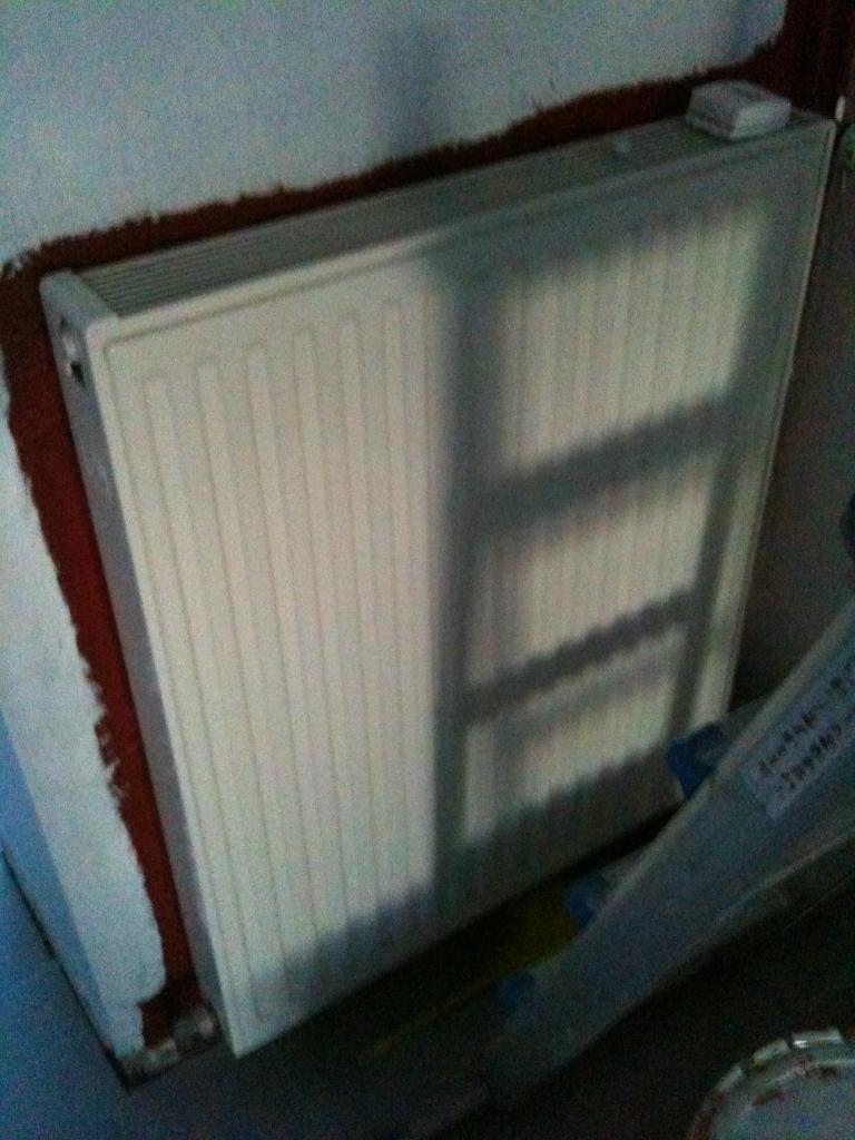 demonter radiateur