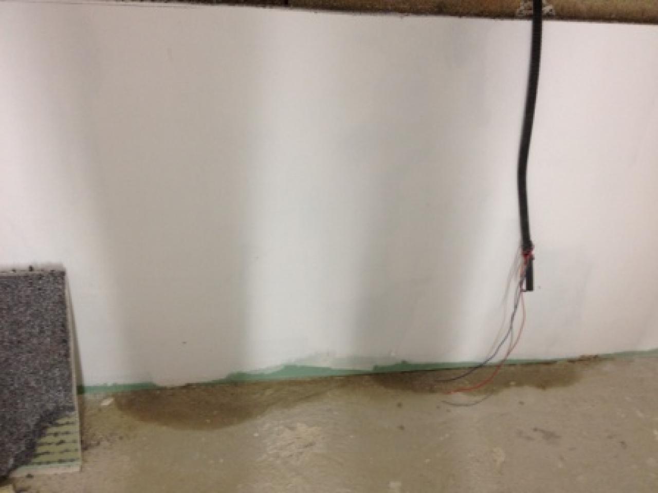 infiltration d 39 eau en sous sol vide sanitaire. Black Bedroom Furniture Sets. Home Design Ideas