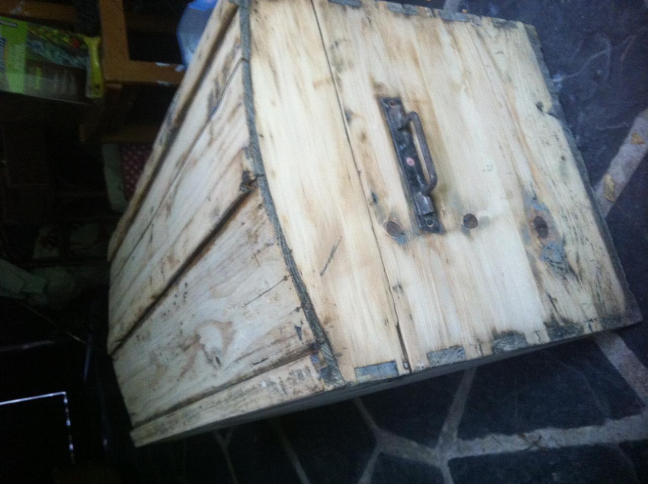enlever le reste d 39 une peinture goudron apr s d capage. Black Bedroom Furniture Sets. Home Design Ideas