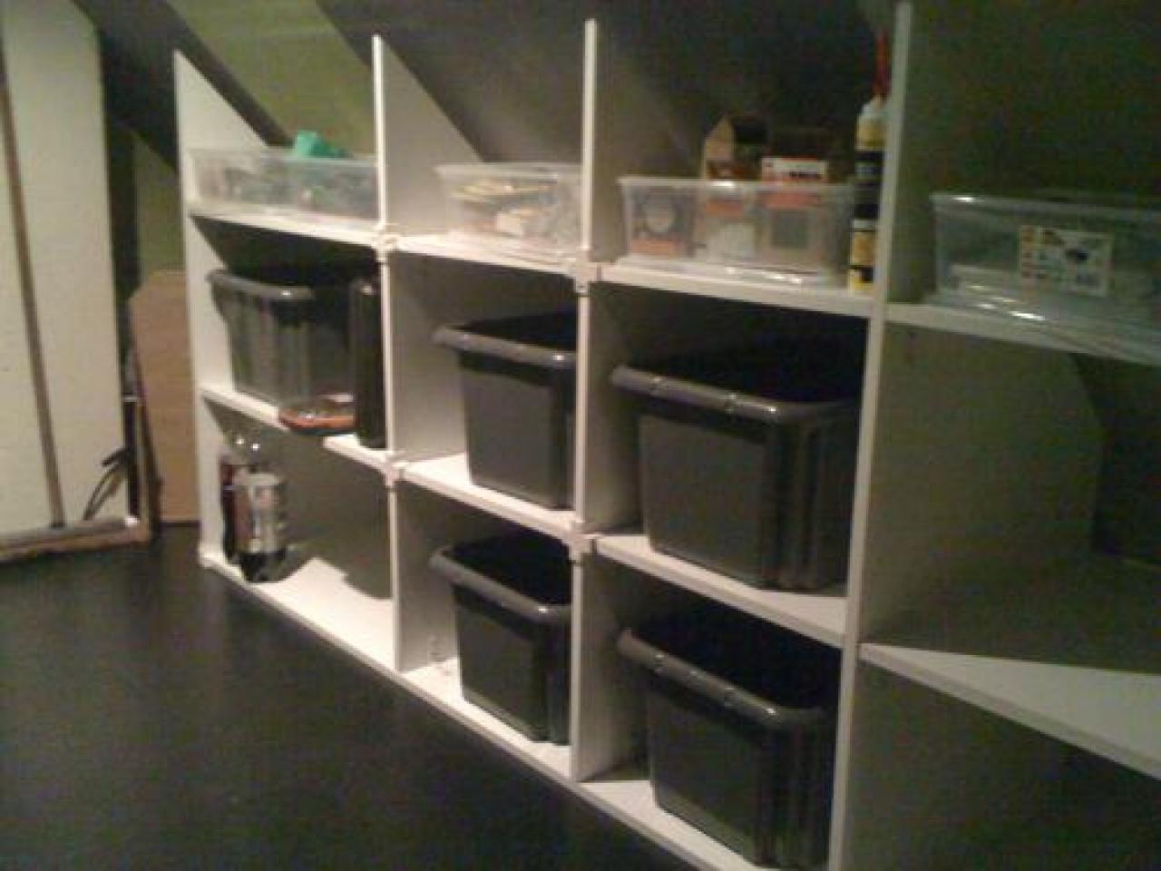 etag res sous combles. Black Bedroom Furniture Sets. Home Design Ideas