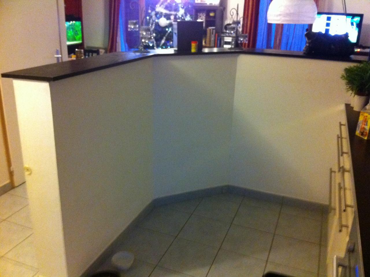 Table bar pas cher la décoration du salon avec deco.fr