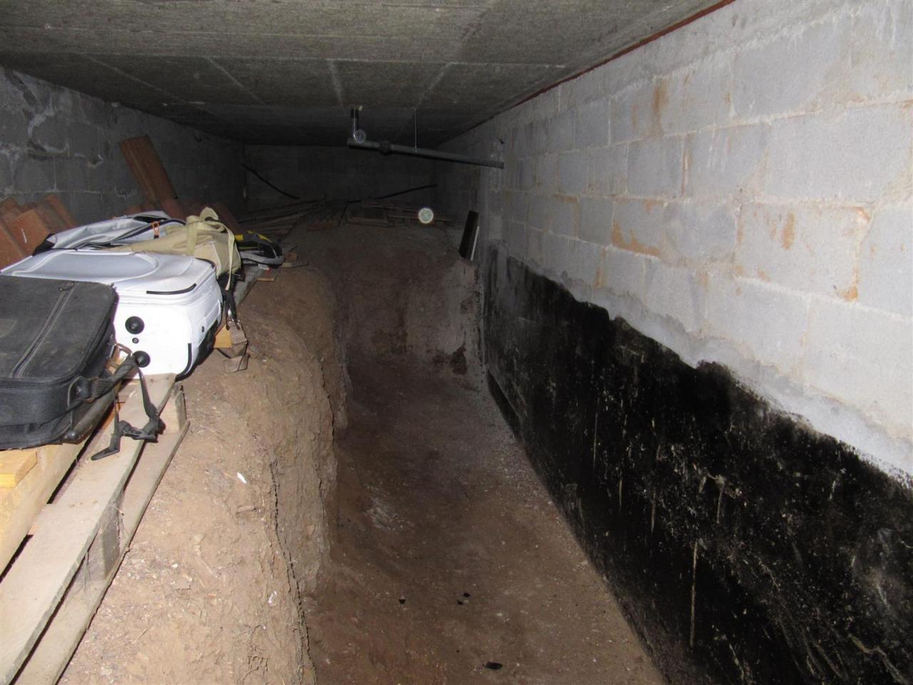 Retirer la terre dans la cave risque pour la maison - Creation a faire a la maison ...