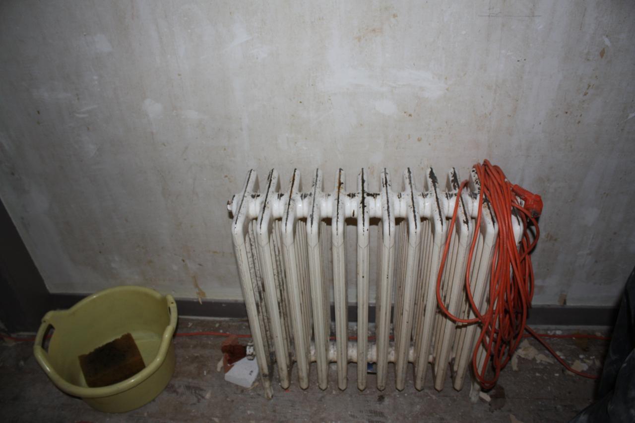 repeindre des radiateurs en fonte - Comment Peindre Un Radiateur En Fonte