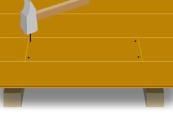 changer une lame d un parquet sur lambourdes. Black Bedroom Furniture Sets. Home Design Ideas