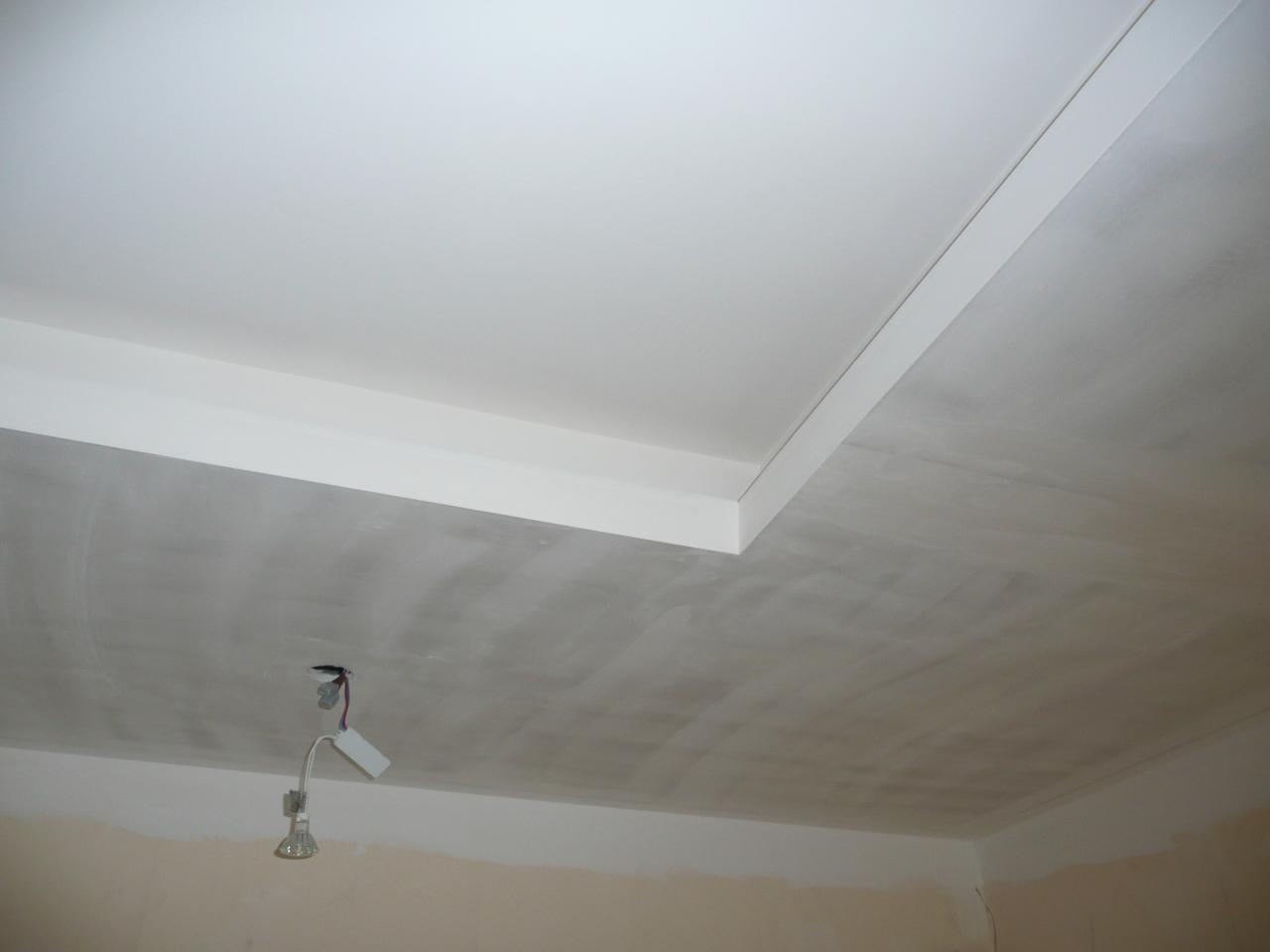 Proportion faux plafond for Plafond a caisson suspendu