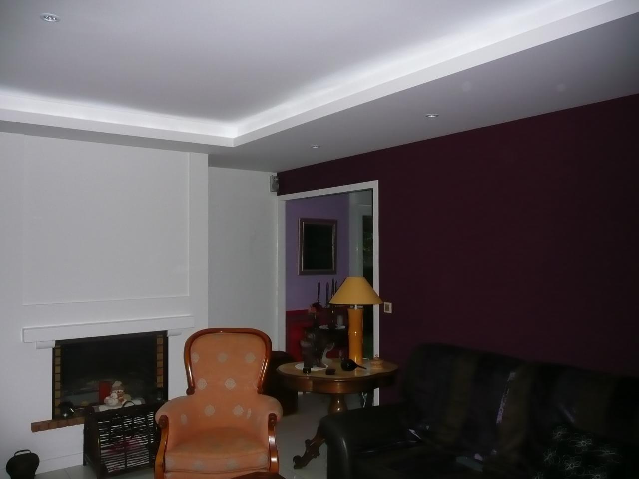 proportion faux plafond. Black Bedroom Furniture Sets. Home Design Ideas