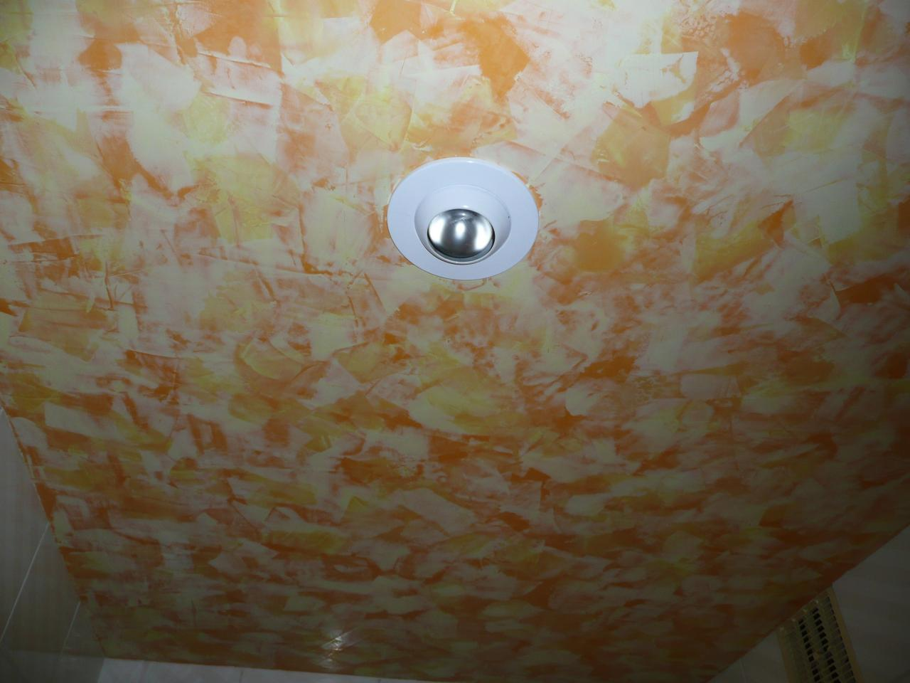 Recouvrir un mur en carreaux de pl tre for Plafond en stucco