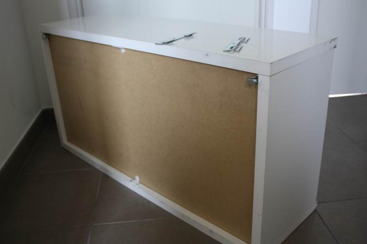 Chevilles molly arrachent le mur en placo for Fixer un meuble de salle de bain suspendu
