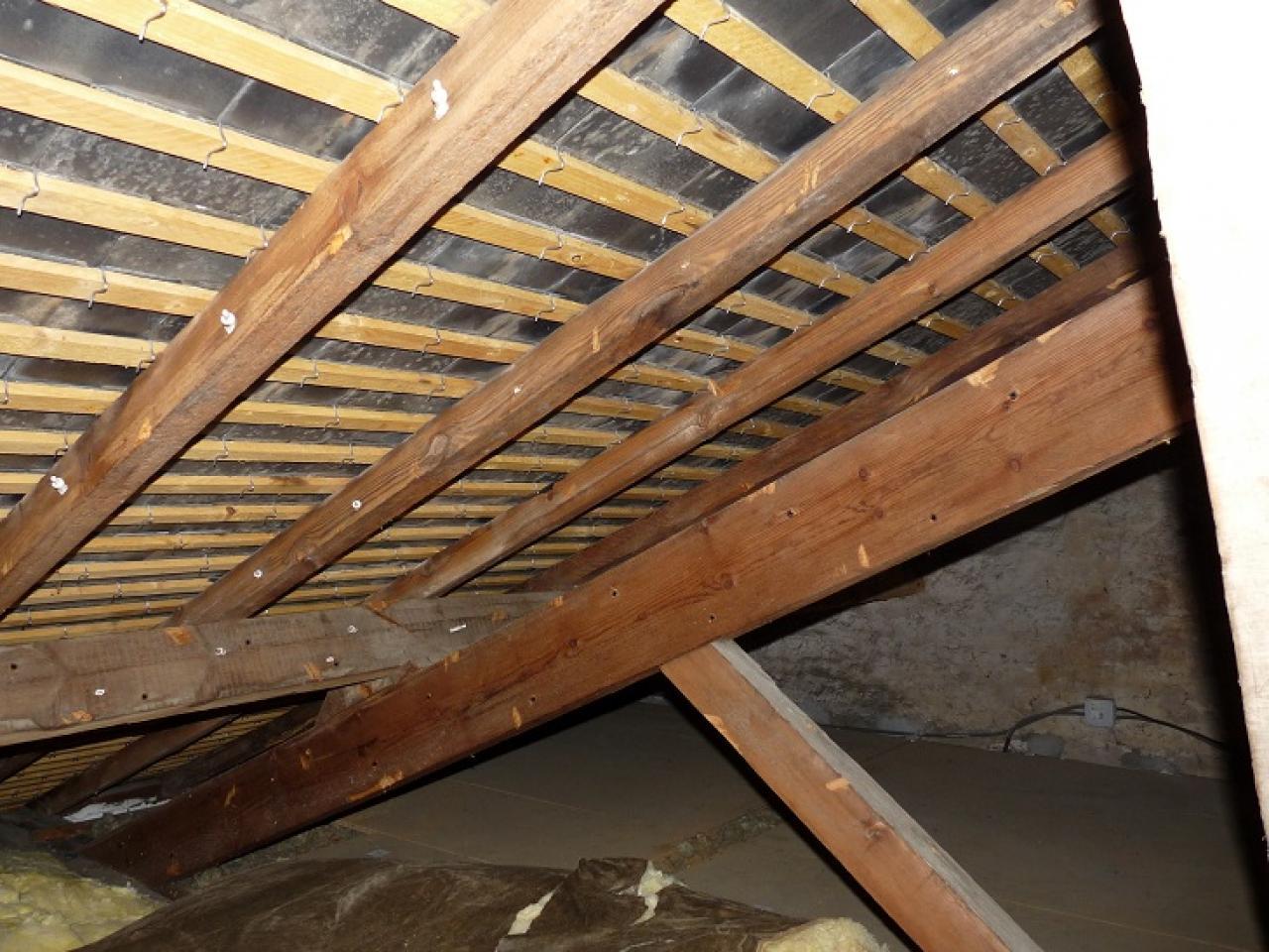 Isolation toiture ardoise avis et suggestion - Toiture amiante que faire ...