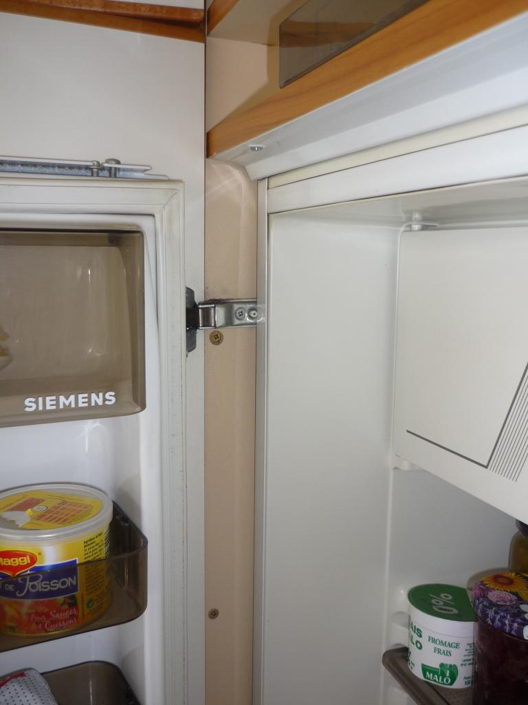 Je recherche conseil pour un probleme de frigo encastrable - Montage porte frigo encastrable ikea ...