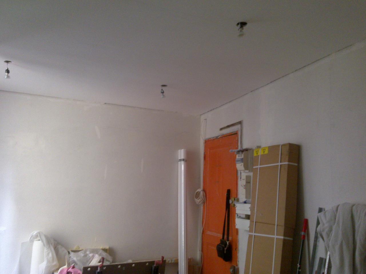 Goulotte Pour Plafond peindre moulure
