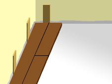 Poser un parquet flottant - Comment poser un parquet flottant ...