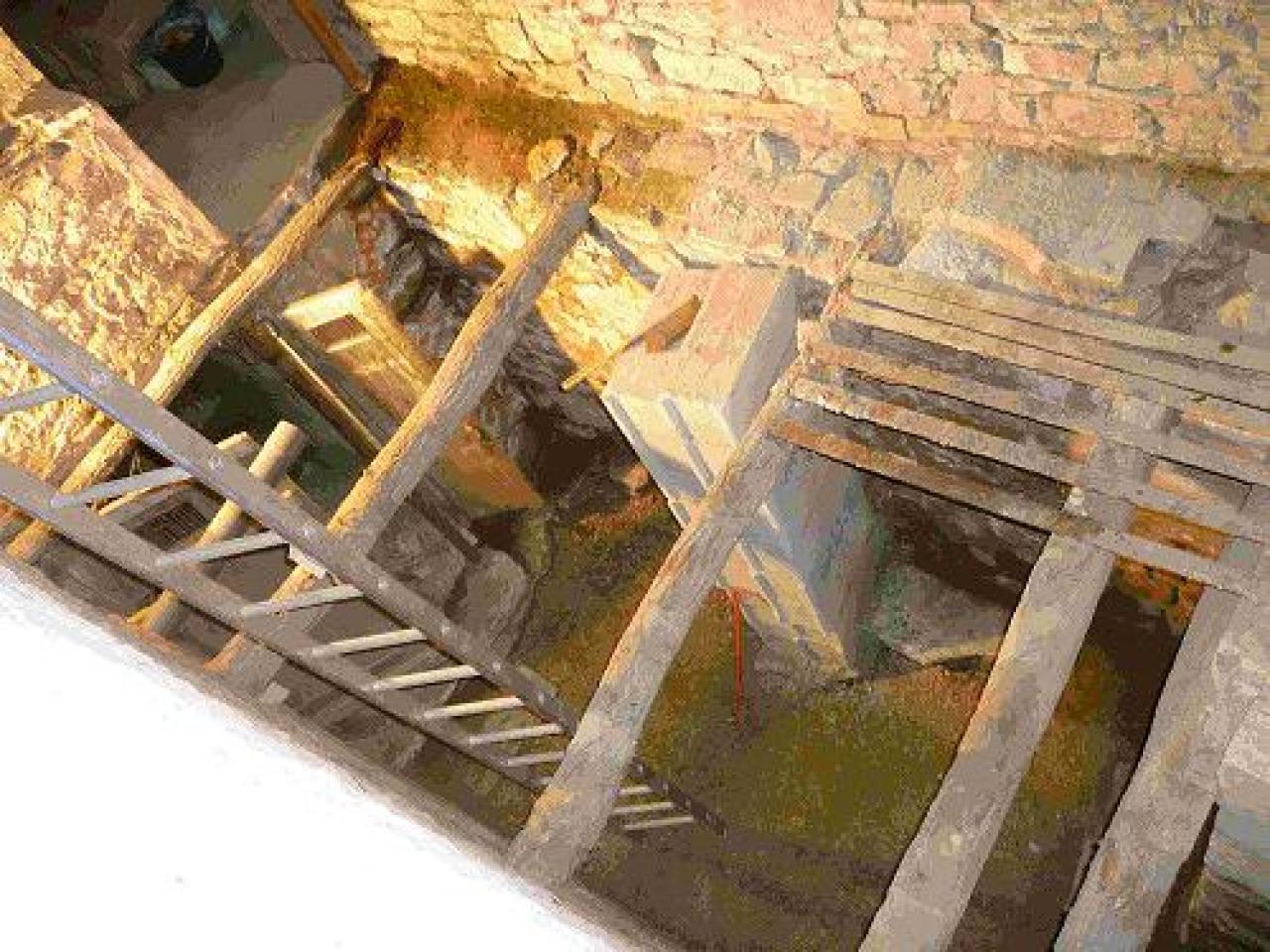 Quelles solutions pour r alisation plancher bois - Espacement bastaing pour plancher ...