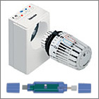 Choisir un robinet thermostatique pour radiateur - Robinet thermostatique radiateur programmable ...